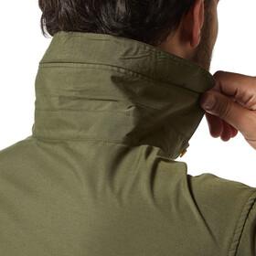 Craghoppers Kiwi Boulder Bluzka z długim rękawem Mężczyźni, dark khaki